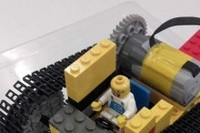 LEGO Tank building workshop