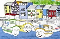 Meet the Children's Author of 'The Little Fishing Boats of Brixham' at Brixham Heritage Museum
